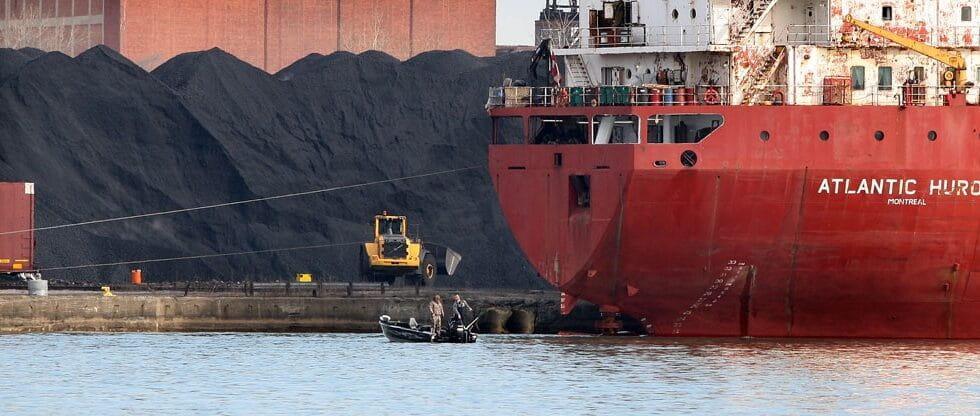 petroleum coke exports